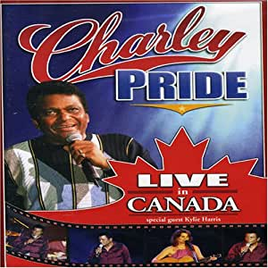 Amazon.com: Charley Pride: Live in Canada: Charley Pride: Movies & TV