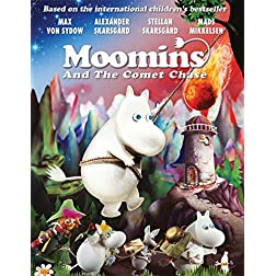 Moomins & The Comet Chase
