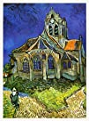 The Church of Auvers By Vincent Van G…