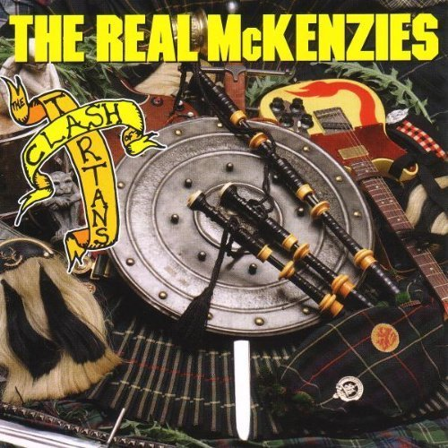 The Real McKenzies - Clash Of The Tartans (2000) [FLAC] Download