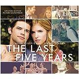 The Last Five Years (Original Motion Picture Soundtrack) [Explicit] [+digital booklet]