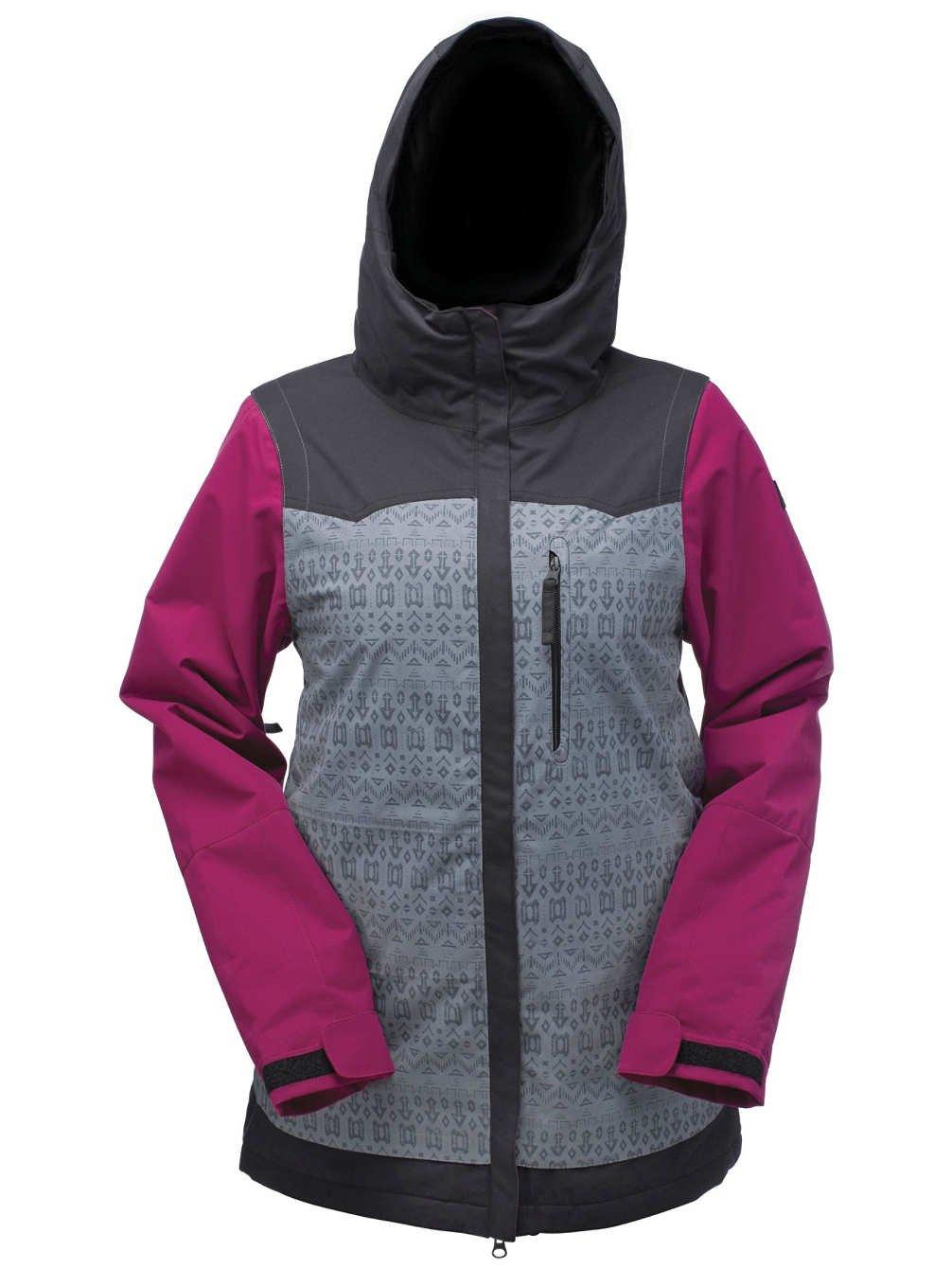 Damen Snowboard Jacke Ride Broadview Jacket