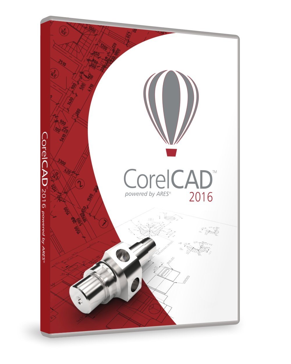 Corel CorelCAD 2016 Education Edition