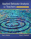 img - for Applied Behavior Analysis for Teachers Interactive Ninth Edition, Enhanced Pearson eText with Loose-Leaf Version -- Access Card Package (9th Edition) (What's New in Special Education) book / textbook / text book