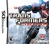 Transformers: War for Cybertron Autobots - Nintendo DS