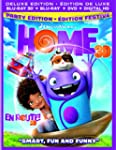 Home (Bilingual) [3D Blu-ray + DVD]