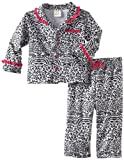 ABSORBA Baby-girls Infant Two Piece Pajama Set