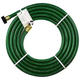 Swan SN58R015 5/8-Inch x 15-Foot Remnant Garden Hose, Colors may vary