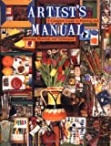 Artist's Manual: A Complete Guide to Paintings and Drawing Materials and  techniques (0811813770) by Angela Gair