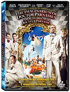 Imaginarium of Doctor Parnassus, The / L'imaginarium du Docteur Parnassus (Bilingual)