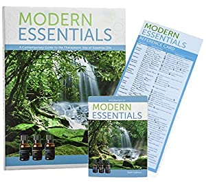 Modern Essentials Bundle - Modern Essentials *6th Edition* a Contemporary Guide to the Therapeutic Use of Essential Oils, an Introduction to Modern Essentials, and Modern Essentials Reference Card - The Perfect Combination for At Home and on the Go!