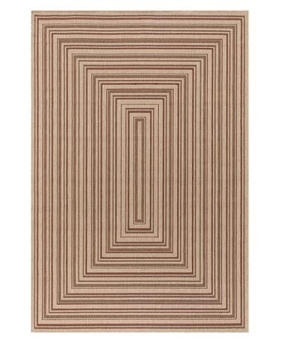 Bunker Hill Rugs Plaza Indoor/Outdoor Rug