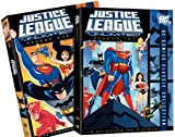 Justice League Unlimited: Complete Seasons 1&2 [DVD] [Import]