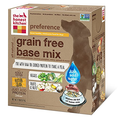 The Honest Kitchen Preference: Base-Mix Dog Food, 7 lb