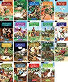 img - for Jungle Doctor Series Set of 19 Volumes Includes - And the Whirlwind - On the Hop - Spots a Leopard - Crooked Dealings - Enemies - In Slippery Places - Africa - On Safari - Meets a Lion - Stings a Scorpion - Pulls a Leg - Looks for Trouble and More book / textbook / text book
