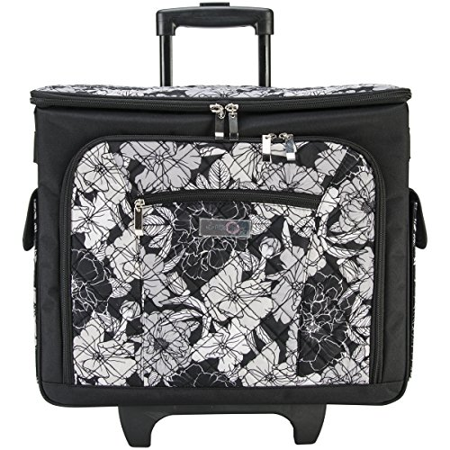 Everything Mary Sewing Machine Rolling Tote Beauteous Everything Mary Sewing Machine Tote
