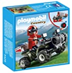 Playmobil 5429 Mountain Rescue Quad