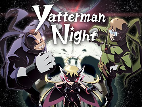 Yatterman Night (Original Japanese Version)