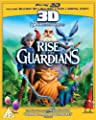 Rise of the Guardians (Blu-ray 3D + Blu-ray) [Region Free]