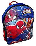 Marvel Ultimate Spiderman Web Warriors Mini Backpack