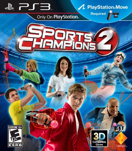 Sports Champions 2 - Playstation 3 - 1