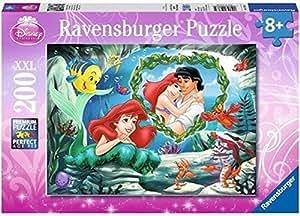 Ravensburger 12763 Il sogno di Ariel Puzzle 200 pezzi