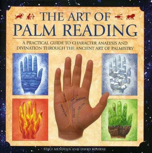 The Art Of Palm Reading A Practical Guide To Character Analysis And