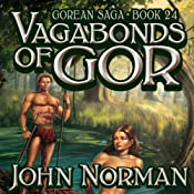 Vagabonds of Gor: Gorean Saga, Book 24 | John Norman