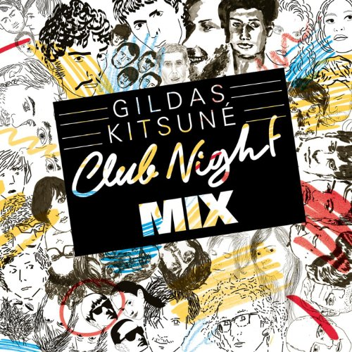 Gildas+Kitsune+Club+Night+Mix
