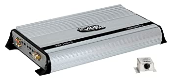 Lanzar Mosfet Amplificateur numérique 1800 W Argent