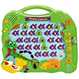 LeapFrog Pesca Letras (Leaps Phonics Pond Learning System) Spanish