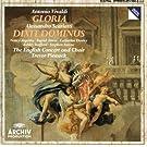 Vivaldi : Gloria, Scarlatti : Dixit Dominus