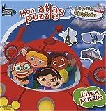 echange, troc Langue au chat - Les Petits Eistein - Mon Atlas Puzzle