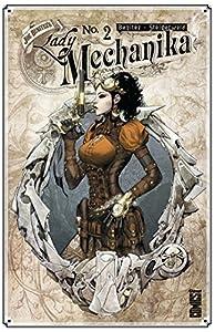 """Afficher """"Lady Mechanika n° 2<br /> Le mystère du corps mécanique"""""""