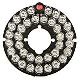 4 X F5 36 LED Infrared Ir Illuminator Light Board for Cctv Camera 3.6mm 6mm 8mm