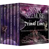 PRIMAL TIME: A New Collection of PRIME and VAMPIRE BOOK CLUB Stories (VAMPIRE PRIMES Series and VAMPIRE BOOK CLUB Series 14)