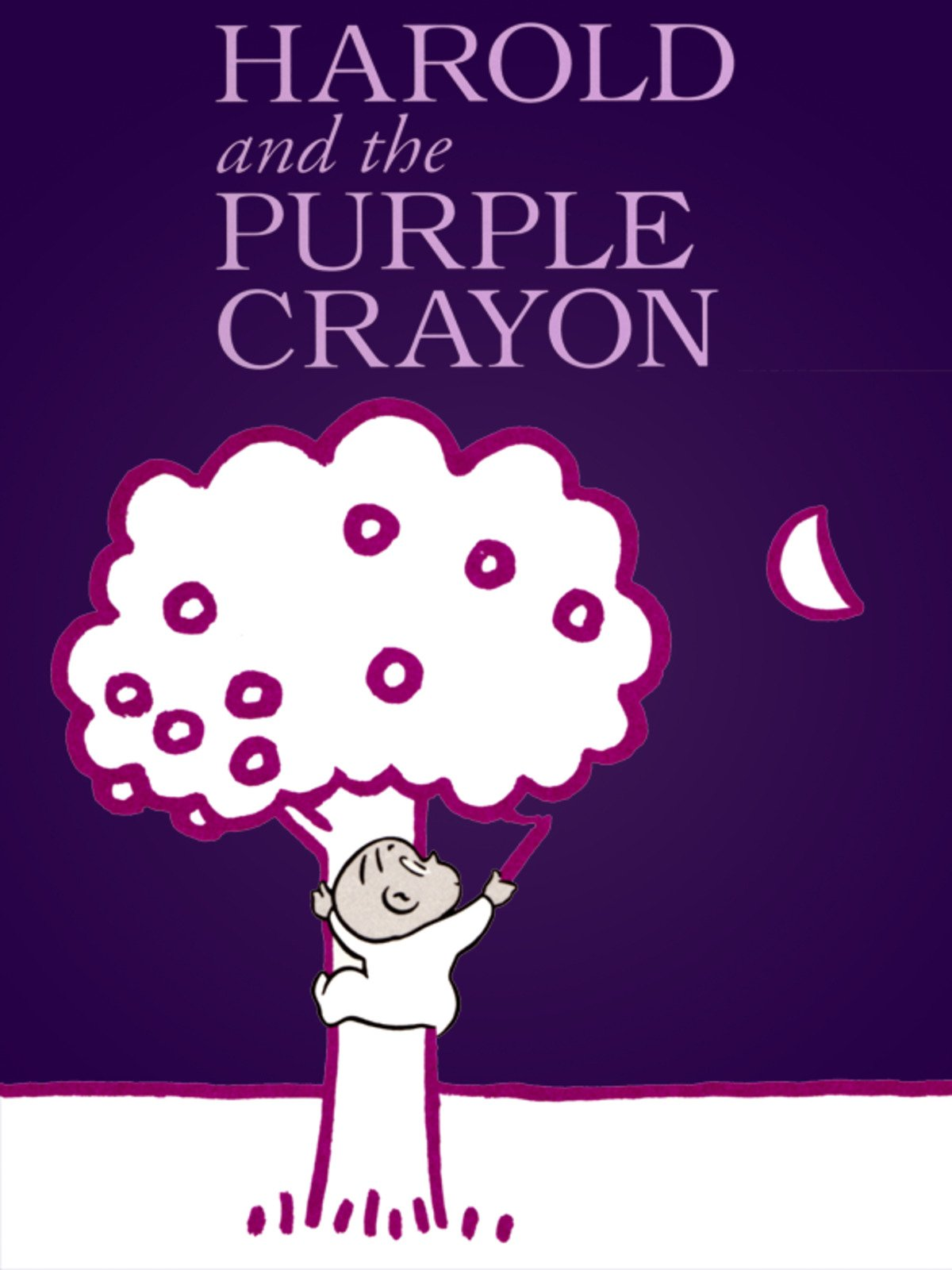 Harold and the Purple Crayon on Amazon Prime Instant Video UK