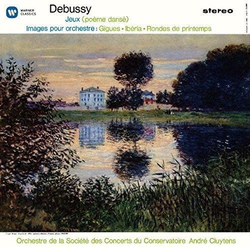 SACD : Debussy - Cluytens, Andre - Images Jeux (Japan - Import)