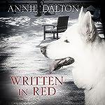 Written in Red   Annie Dalton