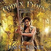 Codex Born: Magic ex Libris, Book 2 | Jim C. Hines