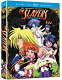 Slayers: Complete Seasons 4 & 5 (Blu-ray/DVD Combo)