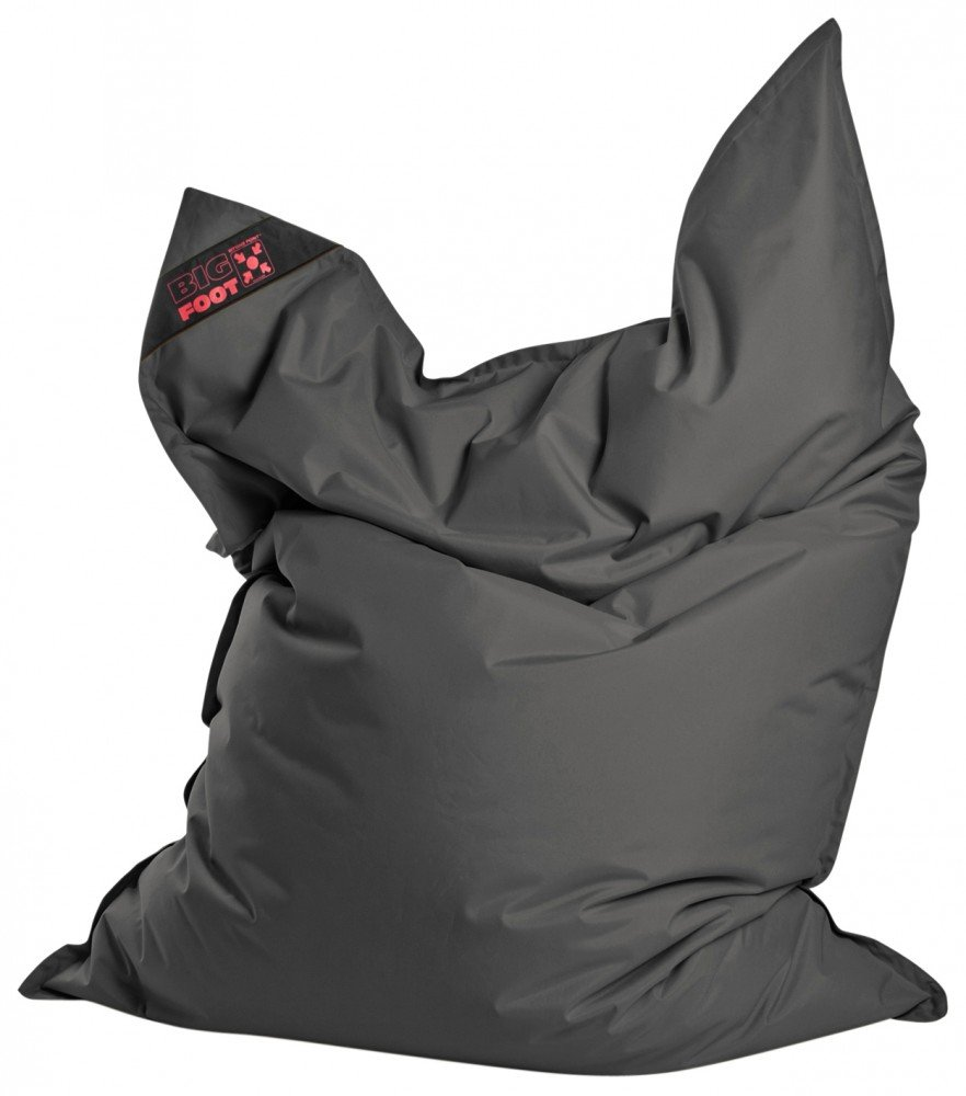 MAGMA Outdoor-Sitzsack BIG FOOT anthrazit