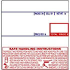 CAS LST-8040 Printing Scale Label