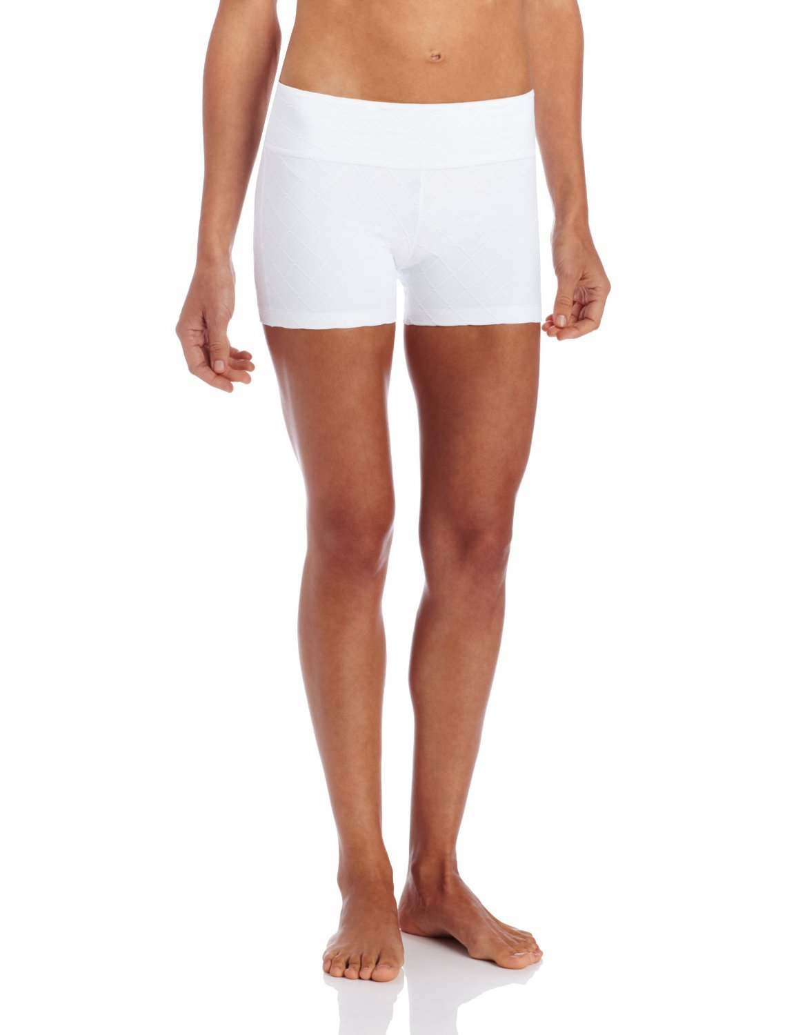 Beyond Yoga Women's Quilted Essential Short