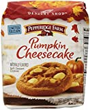 Pepperidge Farm PUMPKIN CHEESECAKE Soft Dessert Cookies Limited Edition