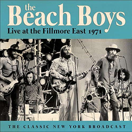 The Beach Boys - Live At The Fillmore East 1971 - Zortam Music