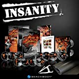 INSANITY Deluxe: MAX Interval Sports Training & Insane Abs Workout DVDs