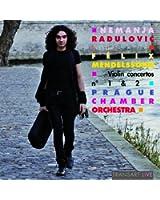 Mendelssohn : Concertos pour violon n1 & 2 - Violin concertos No. 1 & 2