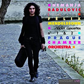 Violin concerto No. 1 in D minor : I. Allegro