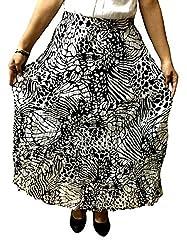 COTTON BREEZE Womens Cotton Skirt